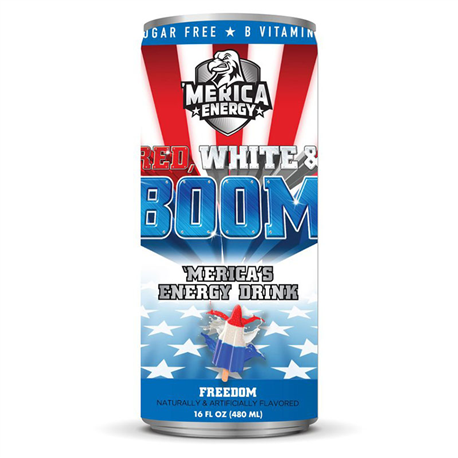 Red, White & Boom | Freedom (480ml)