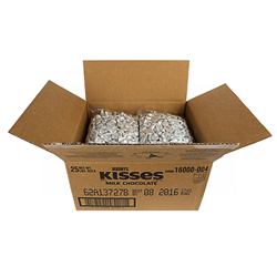 Hershey's Kisses Bulk Loose (11.34kg)