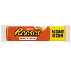Reese's KS White Creme Peanut Butter Cups