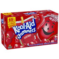 Kool-Aid Jammers Cherry (177ml/10ct)
