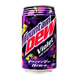 Mountain Dew Violet (355ml)