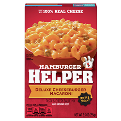 Hamburger Helper Deluxe Beef Strognanoff (170g)