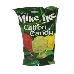 Mike and Ike Cotton Candy