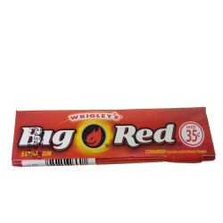 Wrigleys Big Red