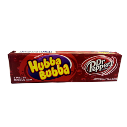 Hubba Bubba Dr Pepper