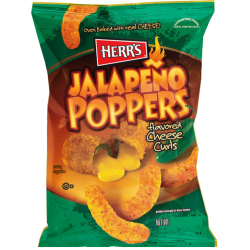 Herr's Jalapeno Poppers 199g