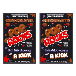 Pop Rocks Chocolate