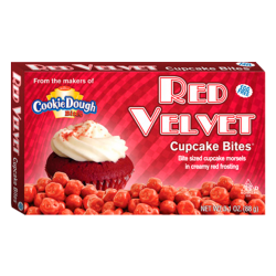 Cookie Dough Bites Red Velvet