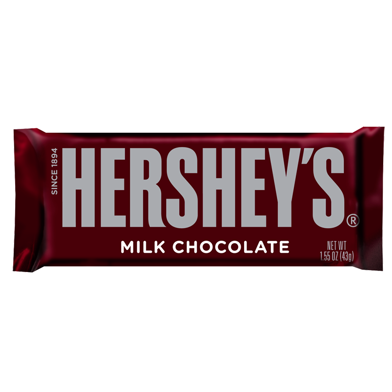 Hershey's Milk Chocolate Candy bar | The American Candy Store