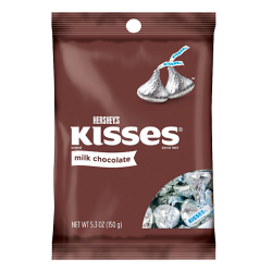 Hershey's Milk Choc Kisses 150g