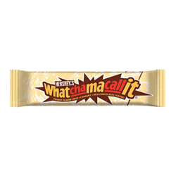 WhatChaMaCallit Candy Bar