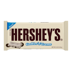 Hershey's Cookies 'n' Creme Giant Bar 198g