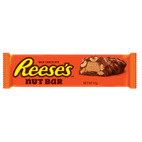 Reeses Nut Candy Bar The American Candy Store