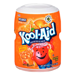 Kool-Aid Orange - Tub