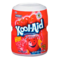 Kool-Aid Cherry - Tub
