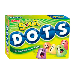 Tootsie Sour Dots