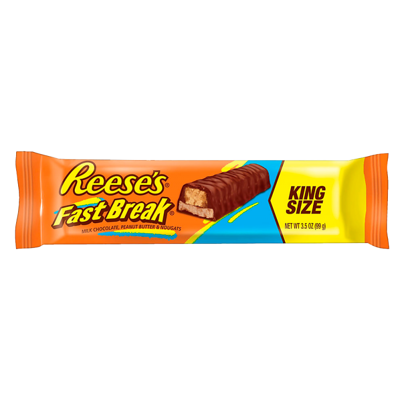 Reese S Fast Break King Size The American Candy Store