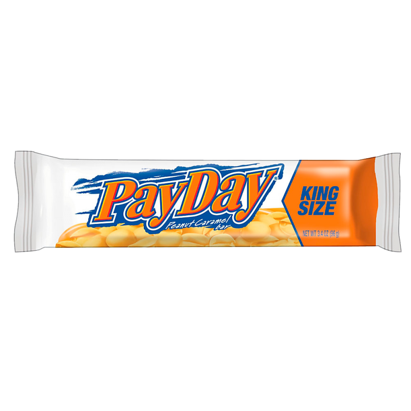 Payday King Size Bar The American Candy Store