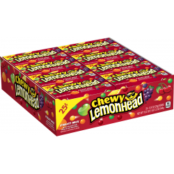 Ferrara Pan Chewy Lemon Head Fruit Mix