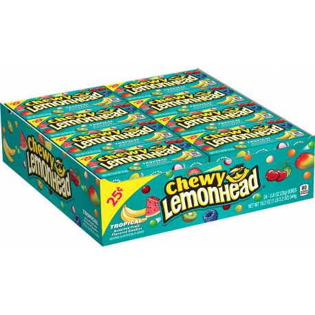 Ferrara pan chewy lemon head tropical the american candy for Ferrara store ferrara