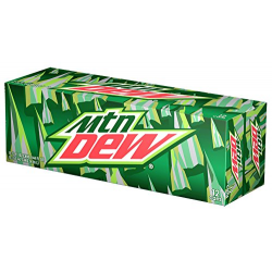 Mountain Dew Original (US) Case of 12