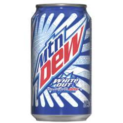 Mountain Dew Whiteout