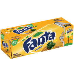 Fanta Pineapple (Case of 12)