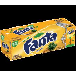Fanta Pineapple (Case of 12)