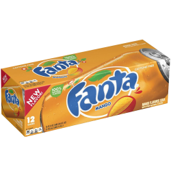 Fanta Mango (Case of 12)