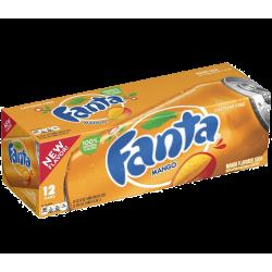 Fanta Mango (Case of 12)