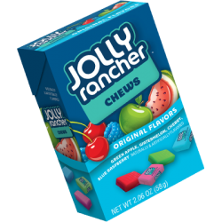 Jolly Rancher Chews Original Box