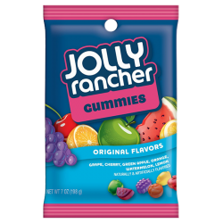 Jolly Rancher Gummies 198g