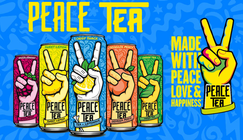 Peace Tea Assorted Flavours
