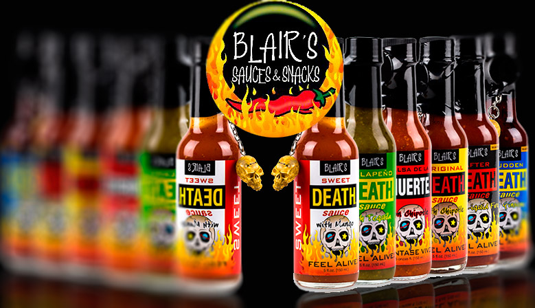 Blairs Death Sauces