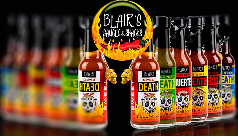 Blairs Death Sauces